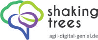 Shaking Trees Logo
