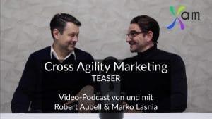 Cross Agility Marketing: Teaser